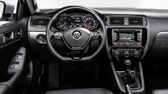 Volkswagen Jetta 2015 dash