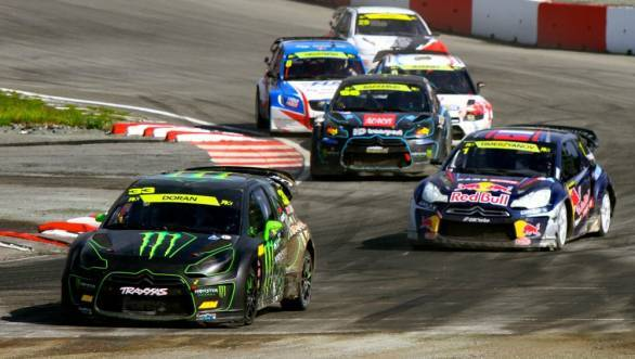 The World Rallycross Championship 2014 kicks off this weekend