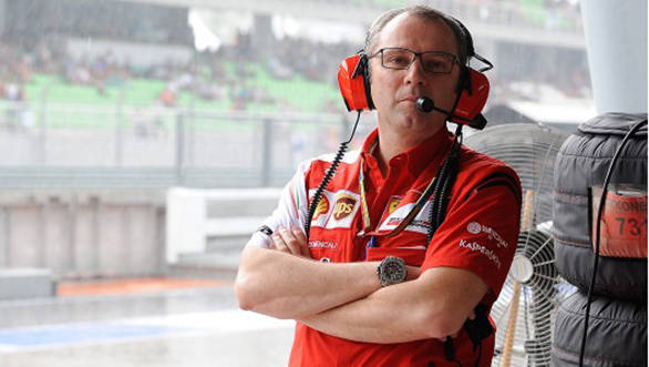 Stefano Domenicalli steps down as Ferrari F1 Team Principal