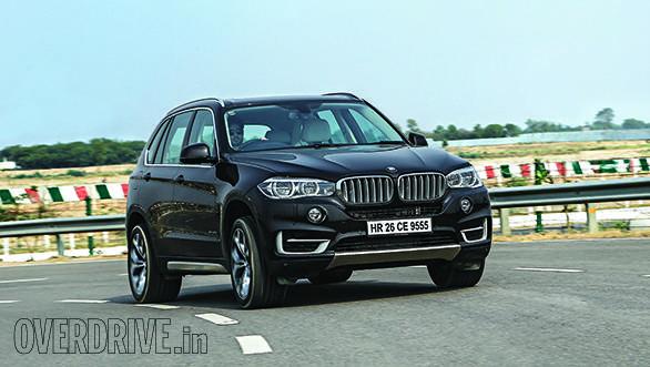2014 BMW X5 (1)