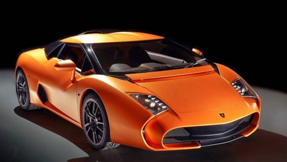 The One Off Zagato Lamborghini 5 95 Unveiled Overdrive