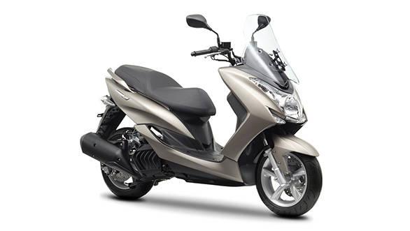 Yamaha unveils new 125cc Majesty S scooter