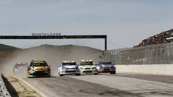 The first race of the World Rallycross Championship season took place at Montalegre