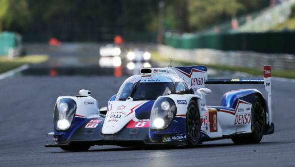 World Endurance Championship 2014: Toyota wins the Six Hours of Spa