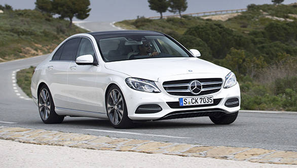 2015 Mercedes-Benz C-Class first drive