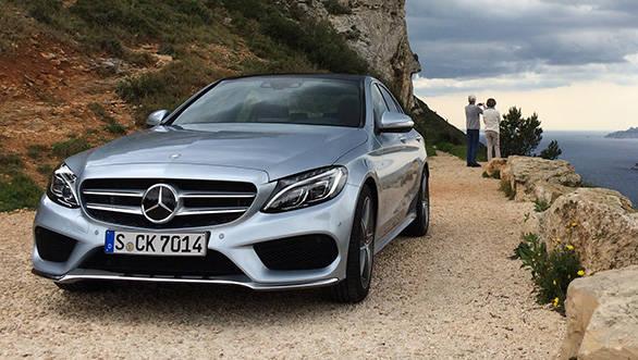2015 Mercedes-Benz C-Class (7)