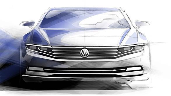 2015 Volkswagen Passat preview (2)