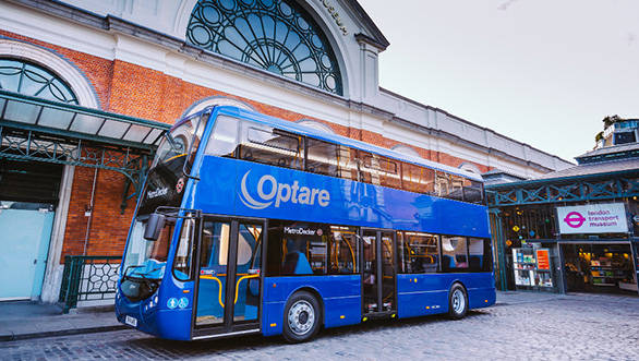 Ashok Leyland Optare launch new MetroDecker bus in London - Overdrive