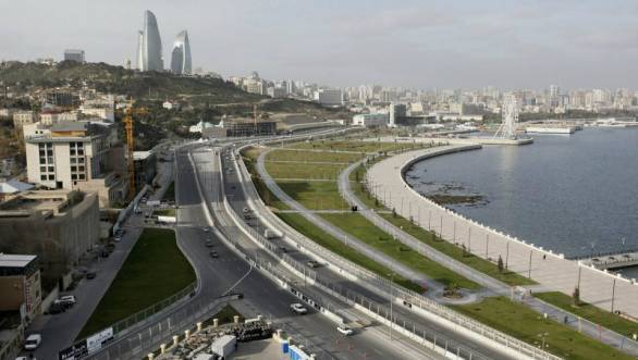 F1: Azerbaijan likely to host European GP in 2015