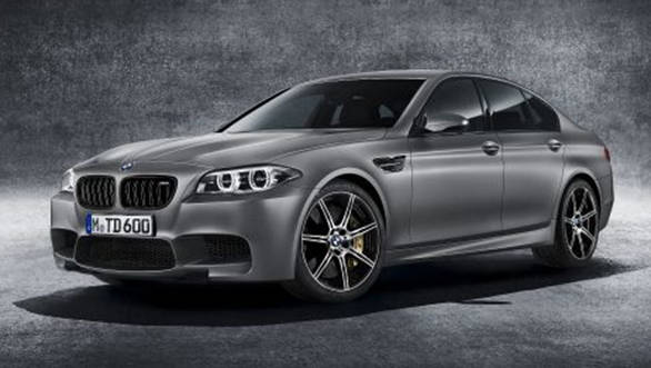 BMW M5 30th anniversary edition (1)