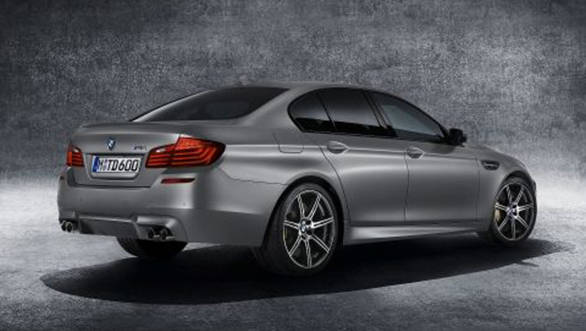 BMW M5 30th anniversary edition (2)