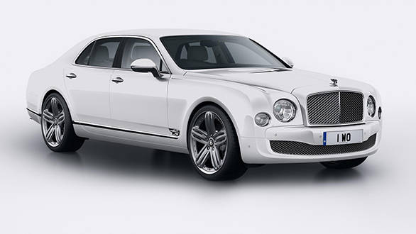Bentley Mulsanne 95 1