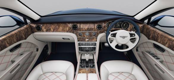 Bentley Mulsanne 95 2
