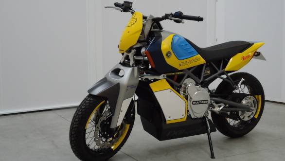 The bikes will use motors built with technology developed in-house
