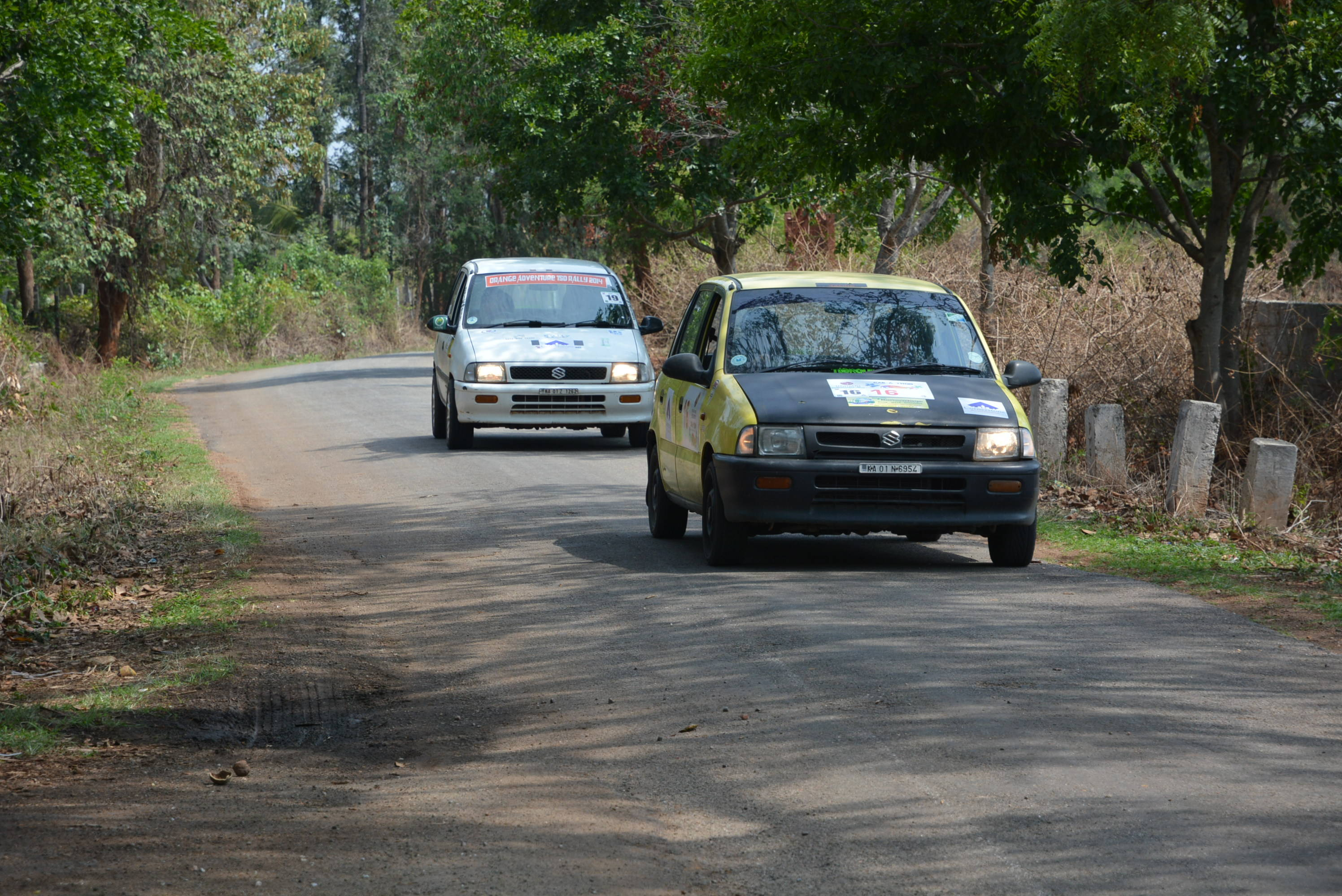 First round of Green Run Rally 2014 concludes in Bangalore
