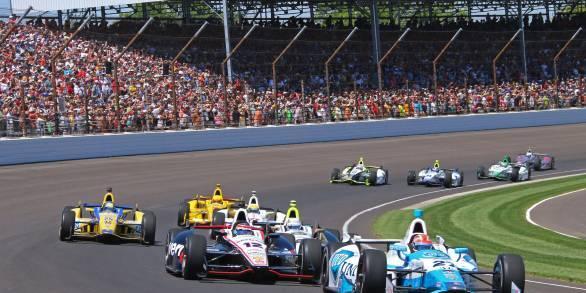 Ryan Hunter-Reay wins Indianapolis 500 2014