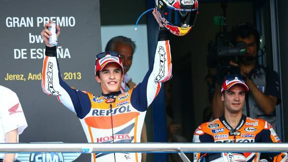 Moto GP 2014: Can Marquez break his Spanish jinx at Jerez?