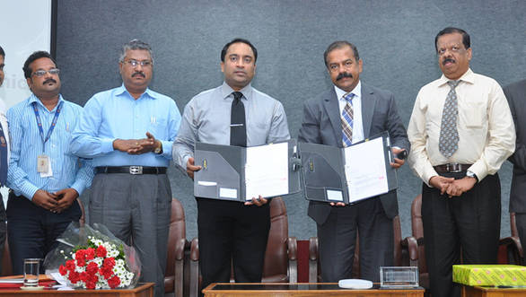 H C E - MOU Signing ceremony - HCE & Volkswagen Group Sales Indi 096