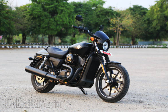 Harley-Davidson recalls the Street 750 in India