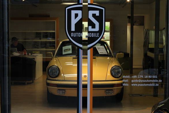 Some workshops specialise in a particular make of car – like PS automobile who work exclusively on Porsches