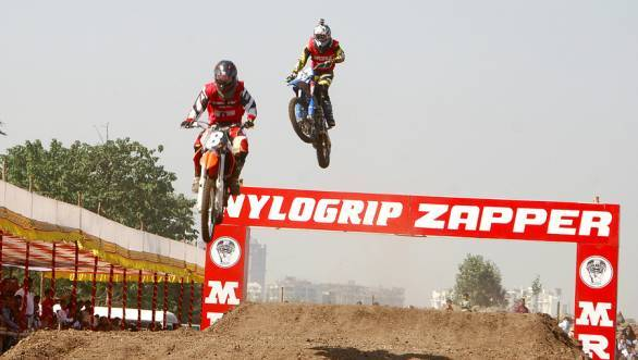 The tenth edition of the MRF MoGrip National Supercross Championship kicks off on the 18th of May in Nashik
