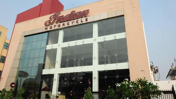 Indian Motorcycle Dealership Gurgaon - May 7