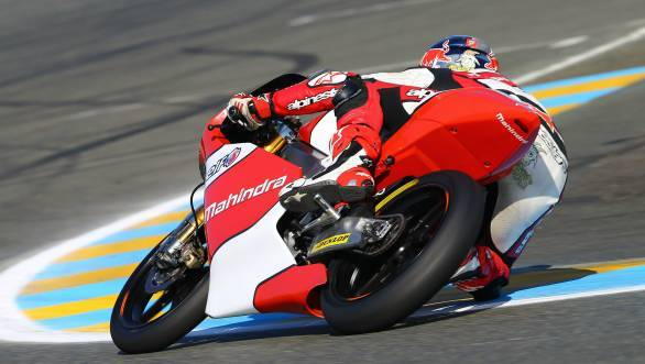 Mahindra Racing 2