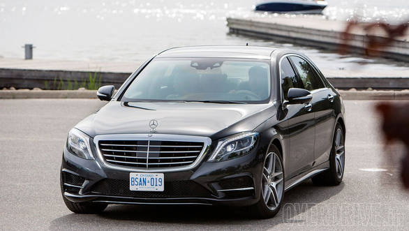 2014 Mercedes Benz S350 Cdi Launched In India At Rs 1 07 Crore Overdrive