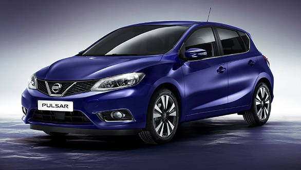 Nissan's new Pulsar officially revealed in Europe