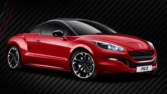 Peugeot_RCZ_Red_Carbon_style
