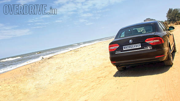 Skoda Superb travelogue (1)