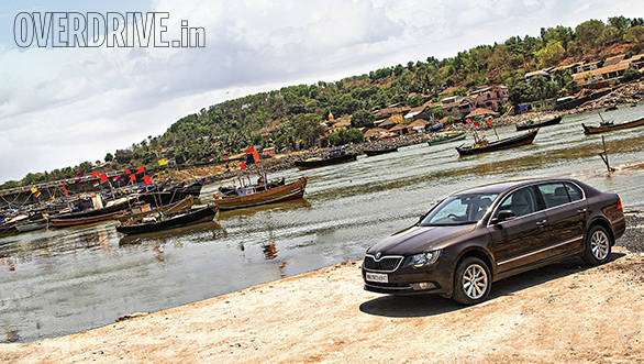Skoda Superb travelogue (3)