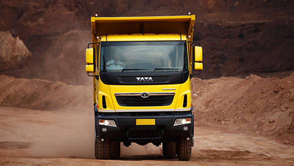 Tata Motors launch new generation Prima trucks in Nepal