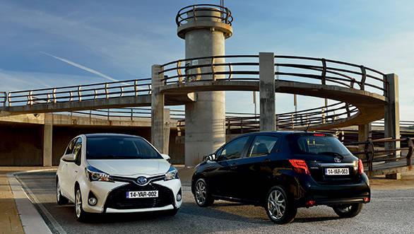 Toyota Yaris 2014 (4)