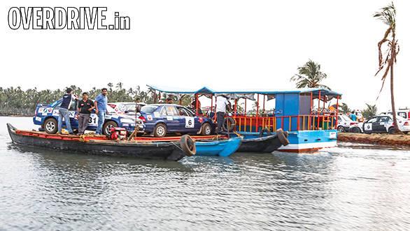 Island Autocross Boats