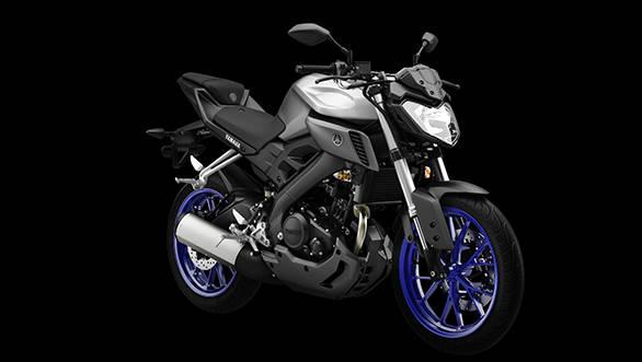 Yamaha MT 125 3
