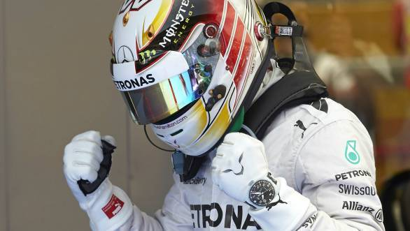 F1 2014: Hamilton claims Spanish GP pole