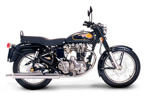 Royal Enfield updates its Bullet 350 and other motorcycles in India