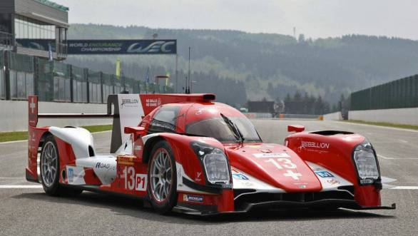 REBELLION Racing launches the R-One LMP1 car