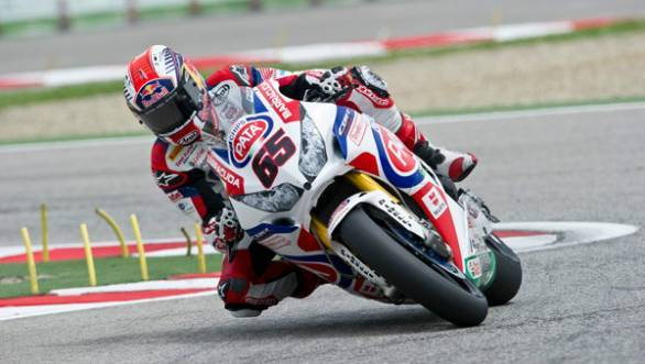 WSBK: Jonathan Rea takes a double win at Imola