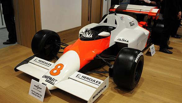 1984 McLaren-TAG Porsche MP4