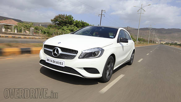 2014 Mercedes-Benz A-Class Edition 1 India review