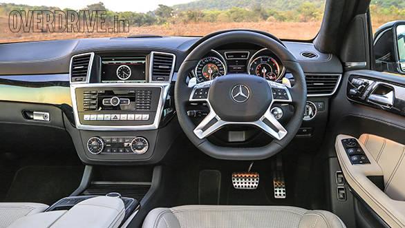 2014 Mercedes ML 63 AMG (6)