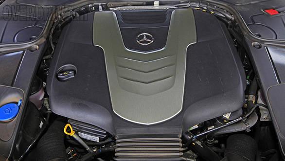 2014 Mercedes S350 CDI (3)