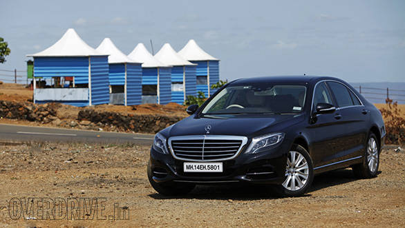 2014 Mercedes-Benz S350 CDI India road test