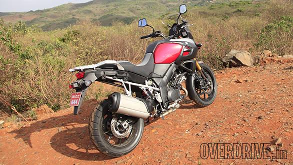 2014 Suzuki V-Strom 1000 ABS (1)