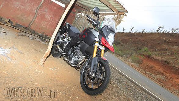 2014 Suzuki V-Strom 1000 ABS (11)