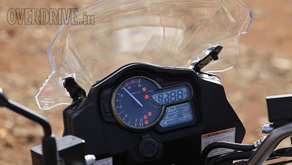 2014 Suzuki V-Strom 1000 ABS (5)