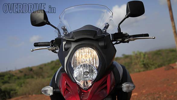 2014 Suzuki V-Strom 1000 ABS (6)