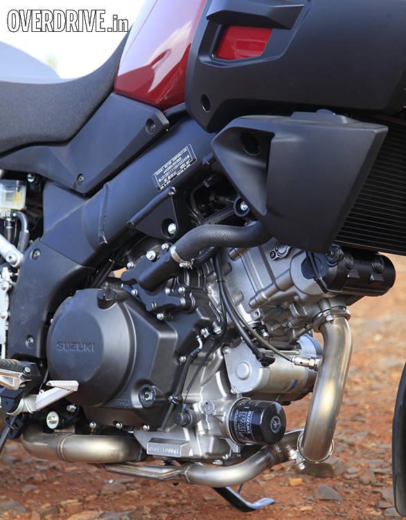 2014 Suzuki V-Strom 1000 ABS (7)